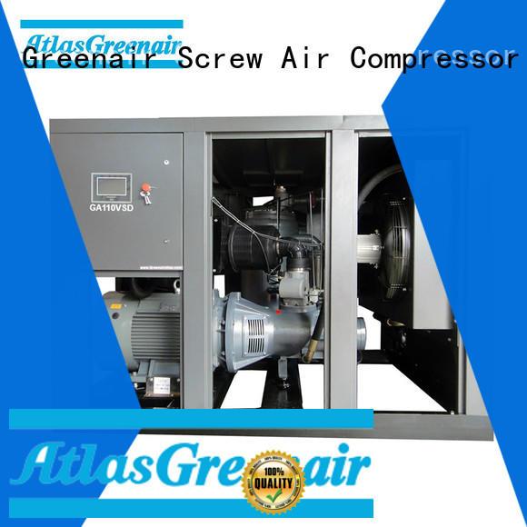 best vsd compressor atlas copco with a single air compressor customization