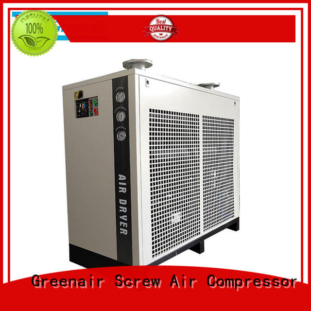 high quality refrigerated air dryer supplier for sale