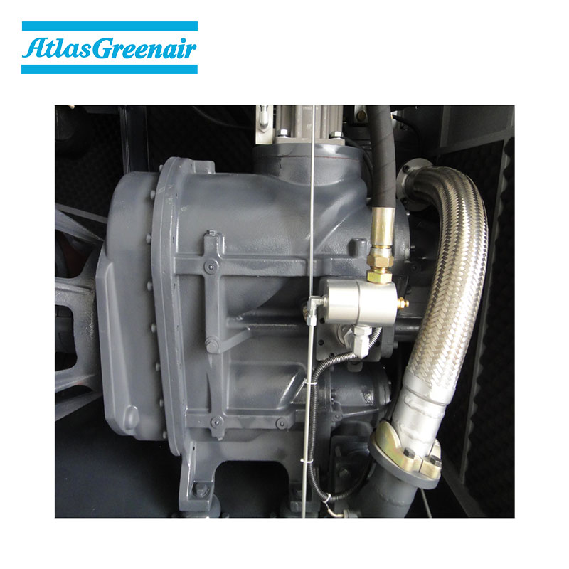 best variable speed air compressor with four pole motor customization-1