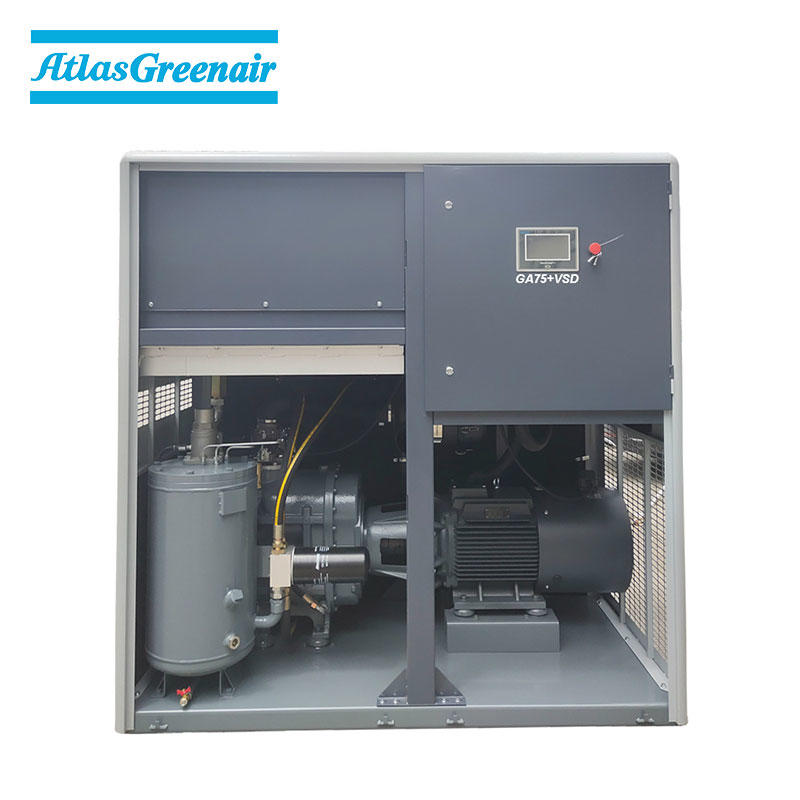 GA+VSD Series Two Stage Variable Speed Rotary Screw Air Compressor