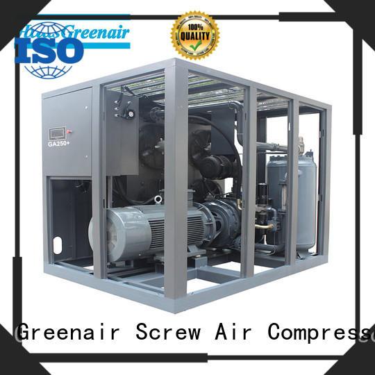 Atlas Greenair Screw Air Compressor two stage atlas copco screw compressor supplier wholesale