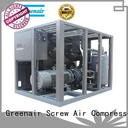Atlas Greenair Screw Air Compressor fixed atlas copco screw compressor manufacturer wholesale