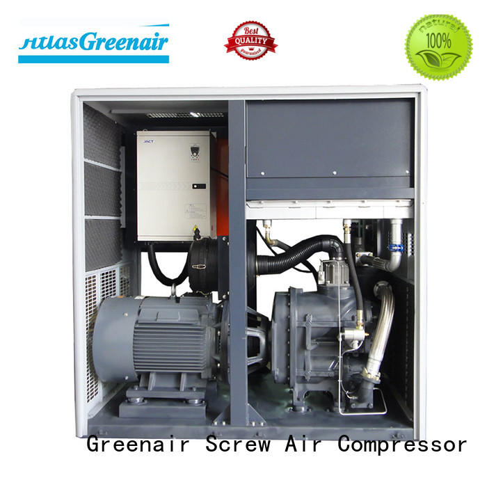 atlas copco compressor pm for tropical area Atlas Greenair Screw Air Compressor