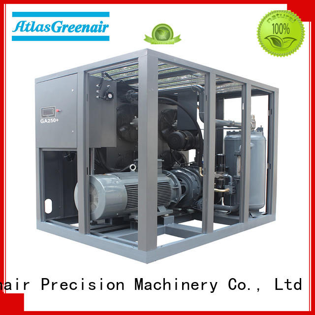 fixed best rotary screw air compressor with an oil content for sale