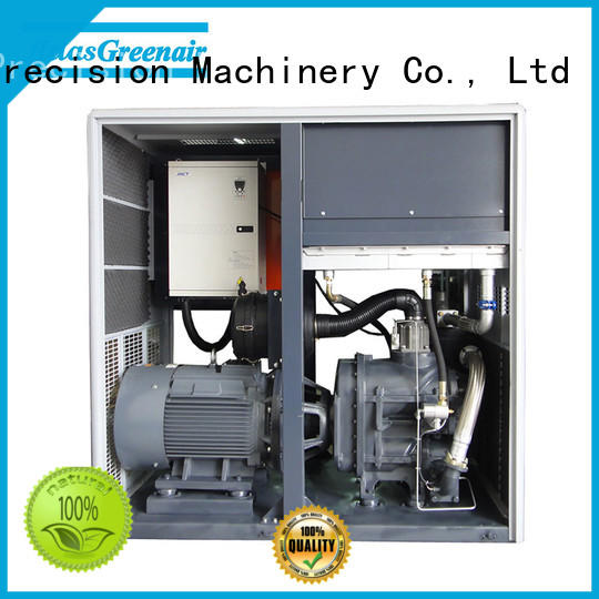 customized variable speed air compressor with four pole motor for sale