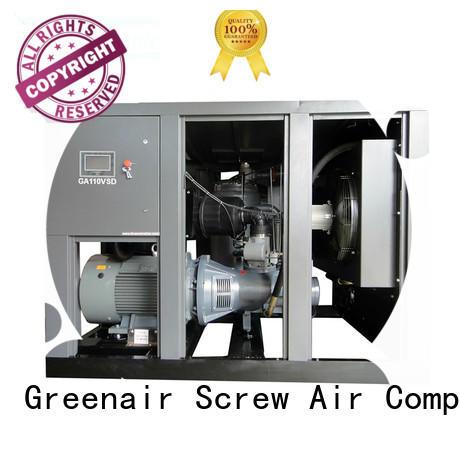 Atlas Greenair Screw Air Compressor top vsd compressor atlas copco supplier customization