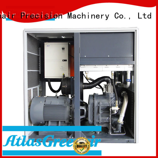 Atlas Greenair Screw Air Compressor variable speed air compressor manufacturer customization