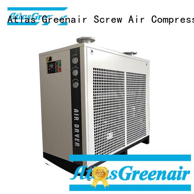 Atlas Greenair Screw Air Compressor air dryer for compressor supplier wholesale