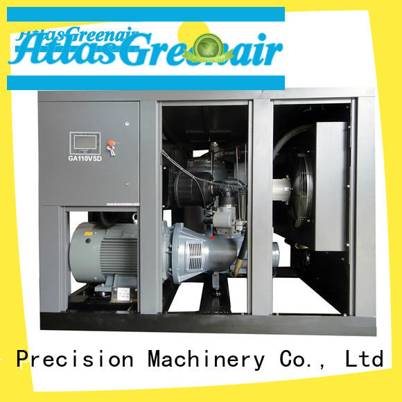 Atlas Greenair Screw Air Compressor vsd compressor atlas copco company for sale