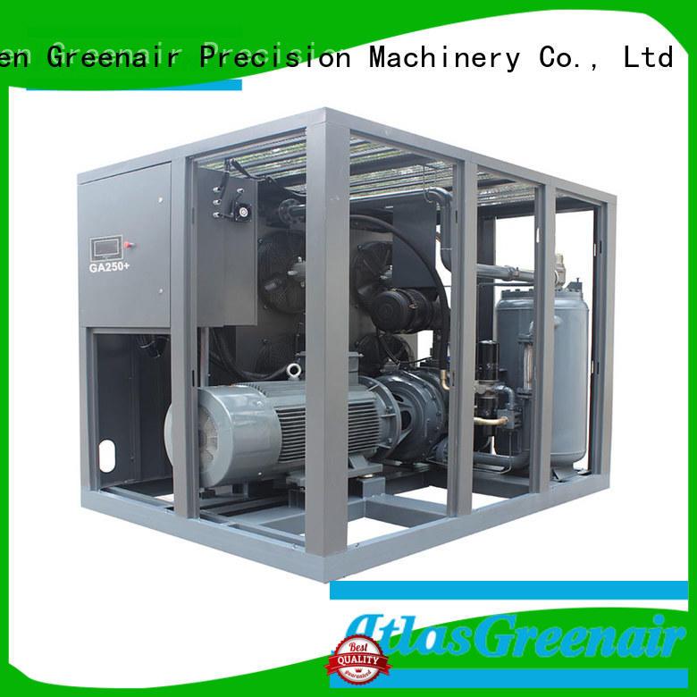 best screw compressors for sale Atlas Greenair Screw Air Compressor