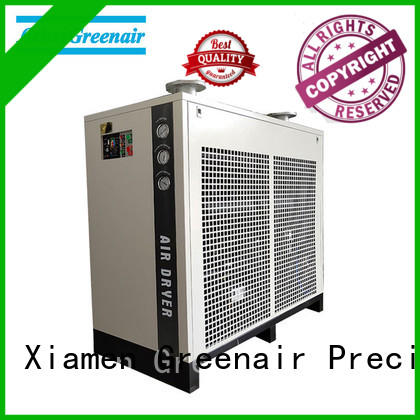 Atlas Greenair Screw Air Compressor reliable industrial air dryer for compressor for tropical area