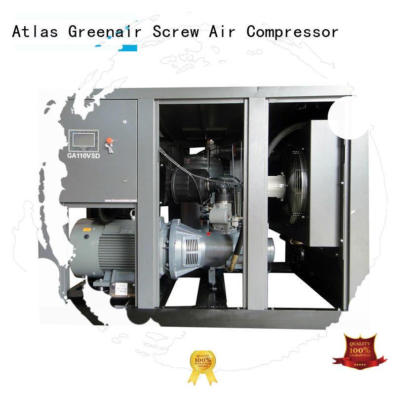 vsd compressor atlas copco for tropical area Atlas Greenair Screw Air Compressor