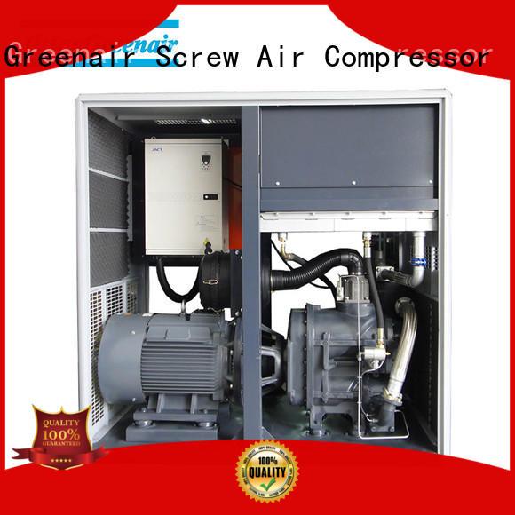 Atlas Greenair Screw Air Compressor cheap variable speed air compressor with a single air compressor for tropical area