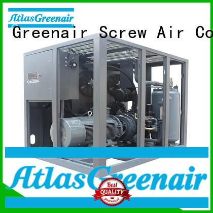 Atlas Greenair Screw Air Compressor atlas copco screw compressor factory wholesale