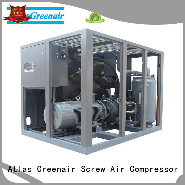 GA+ Series Two Stage Fixed Speed Rotary Screw Air Compressor