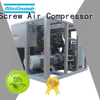 Atlas Greenair Screw Air Compressor wholesale atlas copco screw compressor with an oil content for tropical area