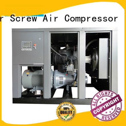 Atlas Greenair Screw Air Compressor vsd compressor atlas copco for busniess customization
