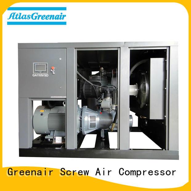 vsd compressor atlas copco gm for sale Atlas Greenair Screw Air Compressor
