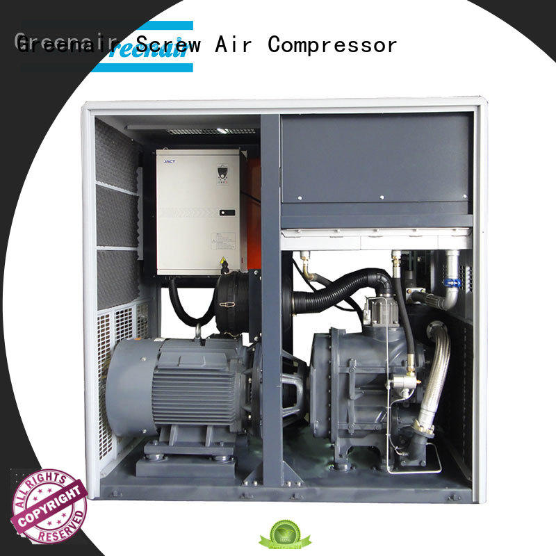 best air compressors variable speed with an asynchronous motor customization