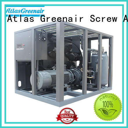 Atlas Greenair Screw Air Compressor atlas copco screw compressor factory for sale