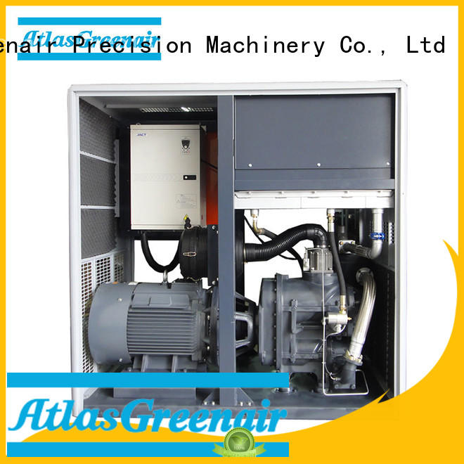 Atlas Greenair Screw Air Compressor top vsd compressor atlas copco supplier customization