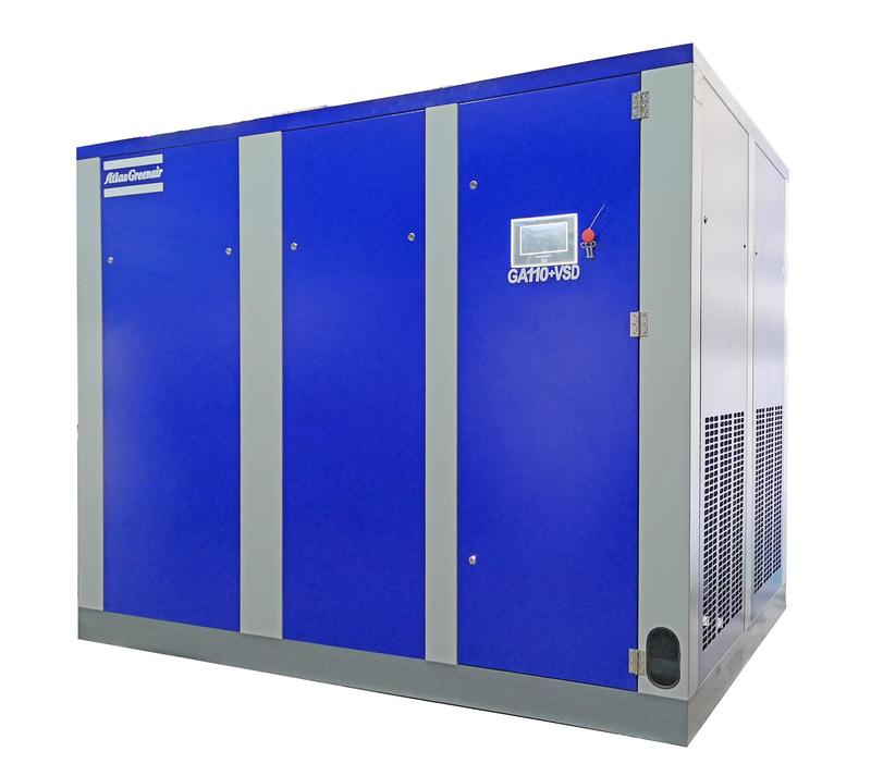 new variable speed air compressor with four pole motor for sale