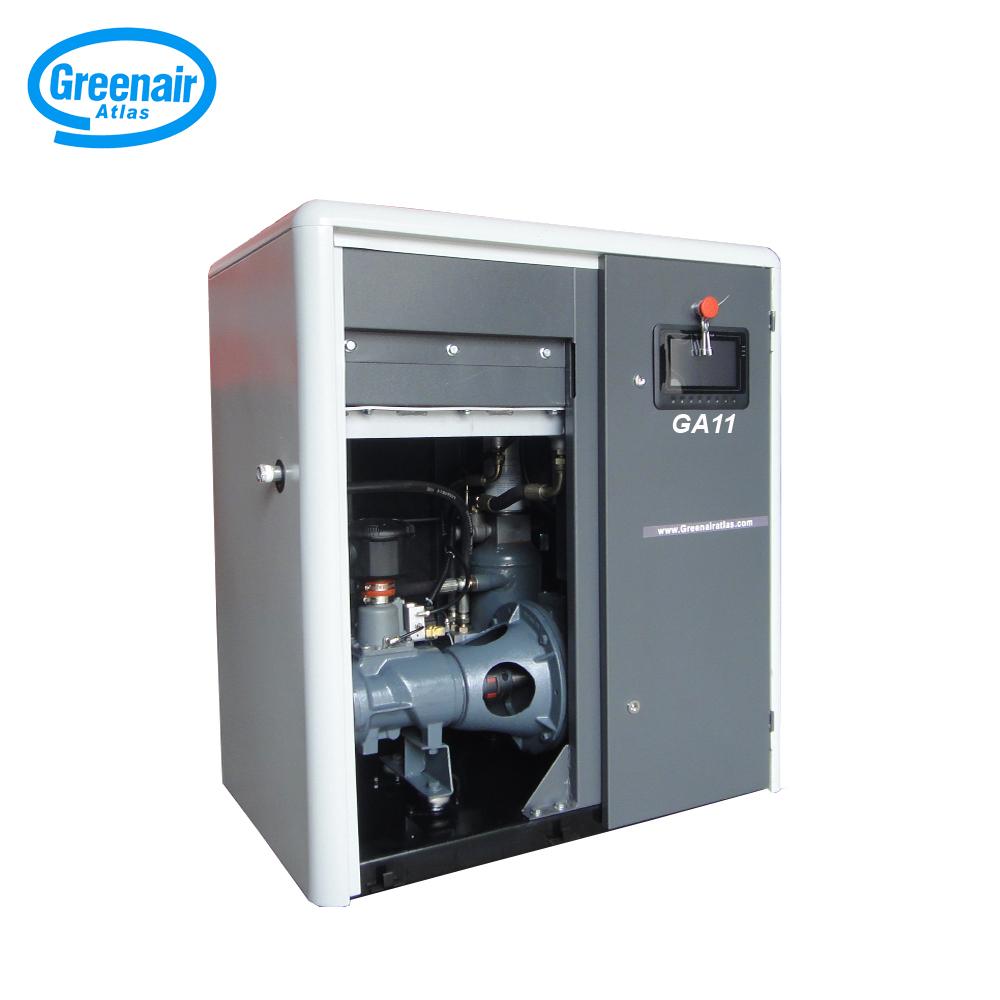 Atlas Greenair Screw Air Compressor atlas copco screw compressor for busniess wholesale-2