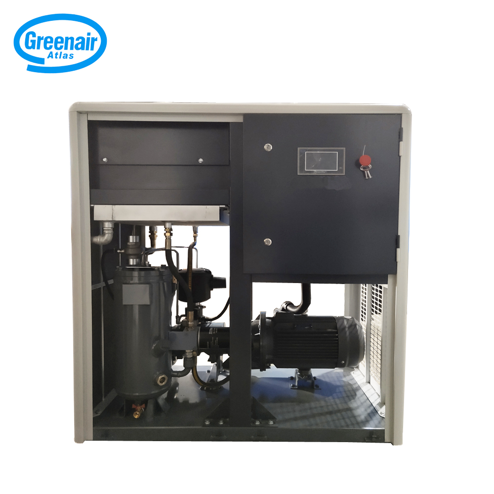 custom fixed speed rotary screw air compressor manufacturer for sale-1