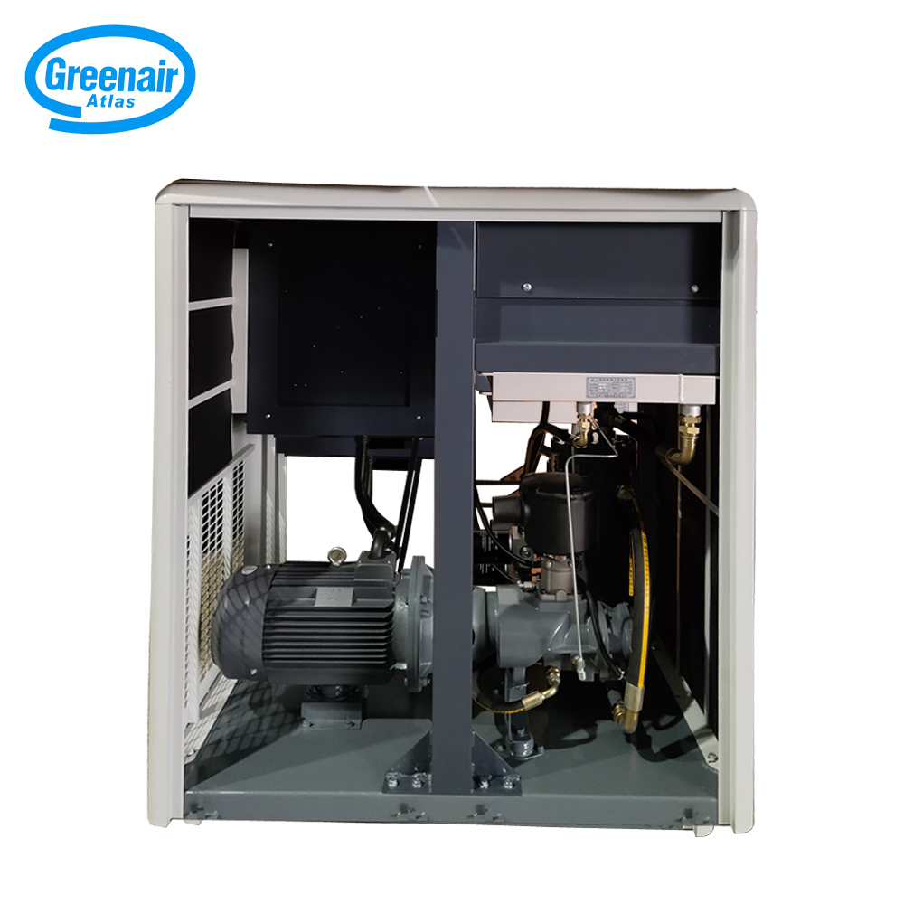 custom fixed speed rotary screw air compressor manufacturer for sale-2
