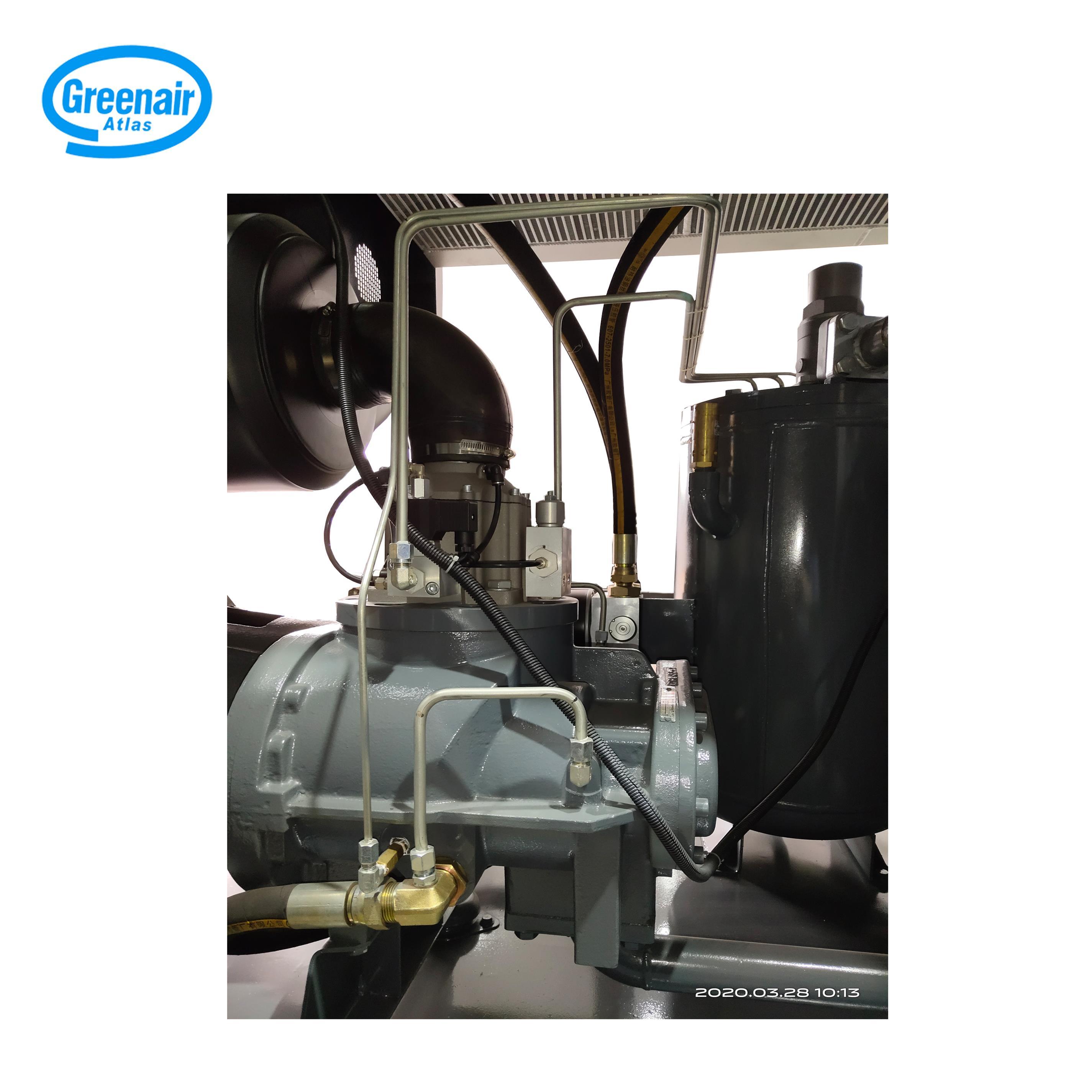 Atlas Greenair Screw Air Compressor best atlas copco screw compressor for busniess for tropical area-2