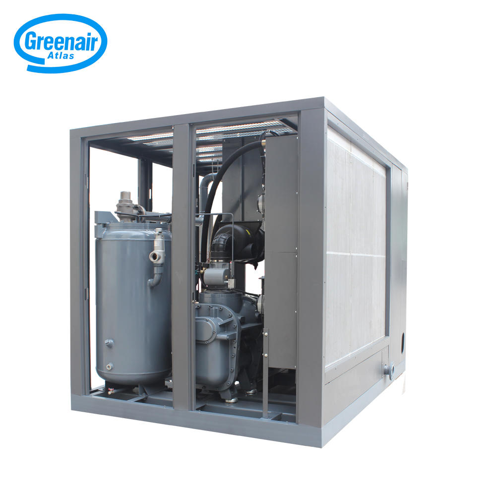 Best Quality GA250 250kw 335HP Oil Injected Rotary Screw Air Compressor Factory
