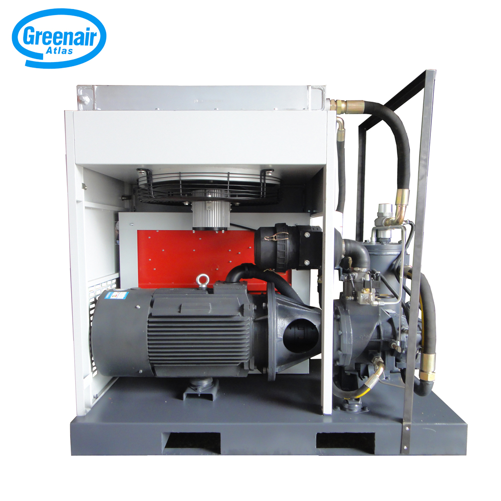 new fixed speed rotary screw air compressor supplier wholesale-1