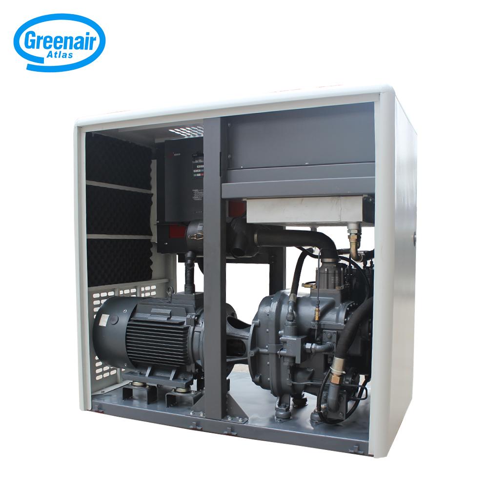Atlas Greenair Screw Air Compressor cheap vsd compressor atlas copco for busniess customization-1