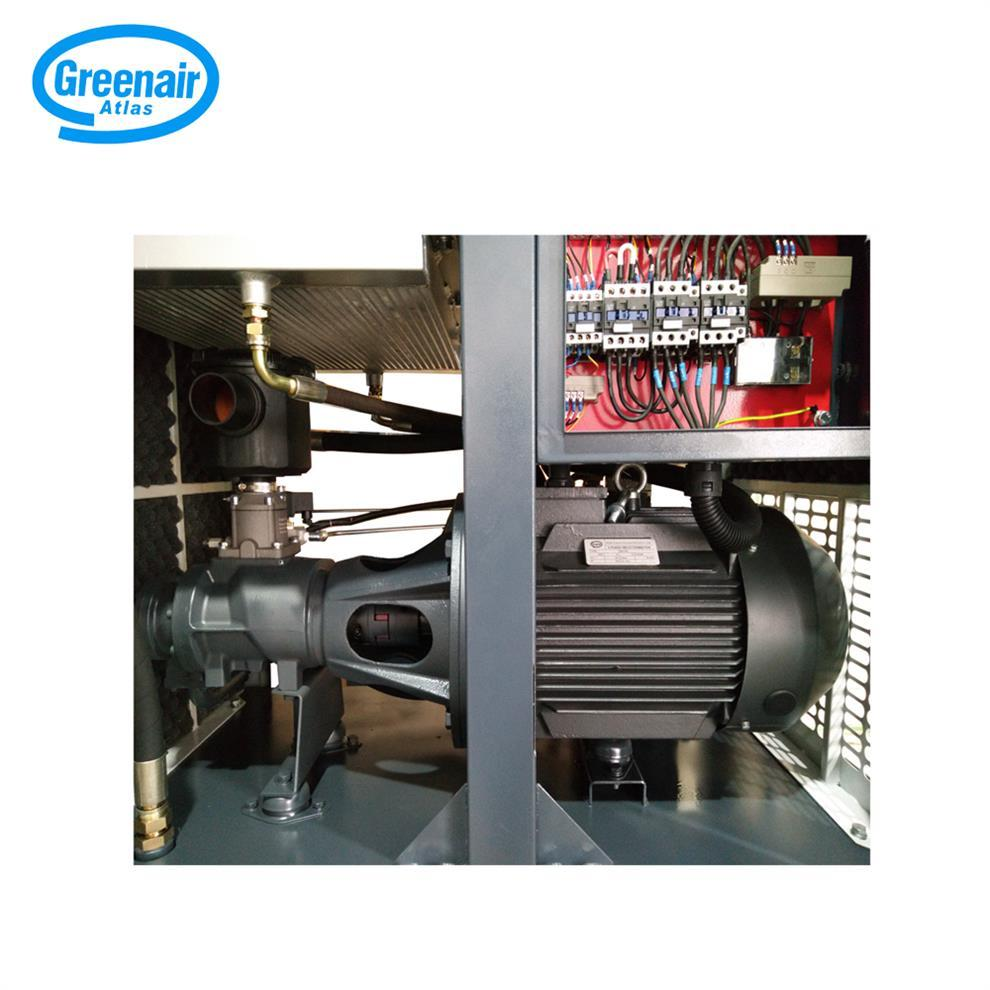 Greenair Atlas GA7 Direct Drive Industrial Screw Air Compressor
