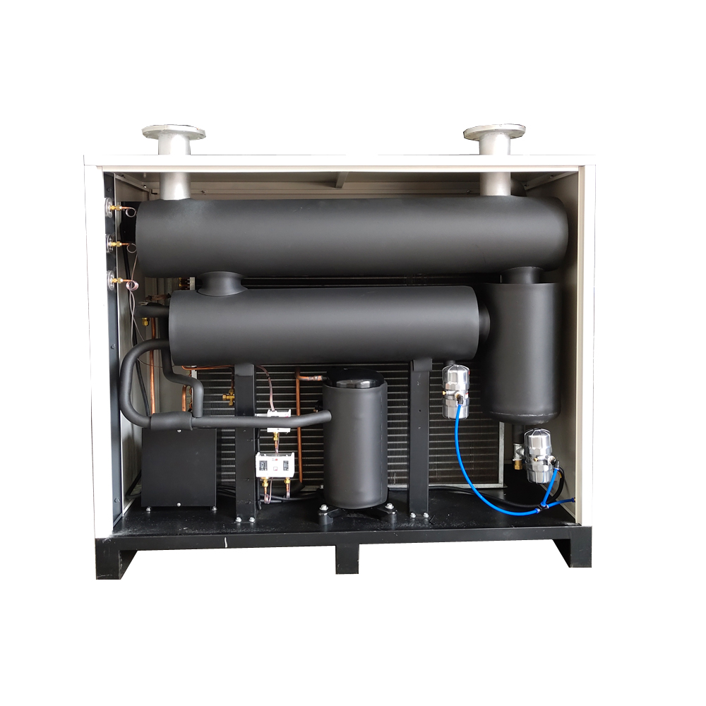 Atlas Greenair Screw Air Compressor refrigerated air dryer supplier wholesale-1