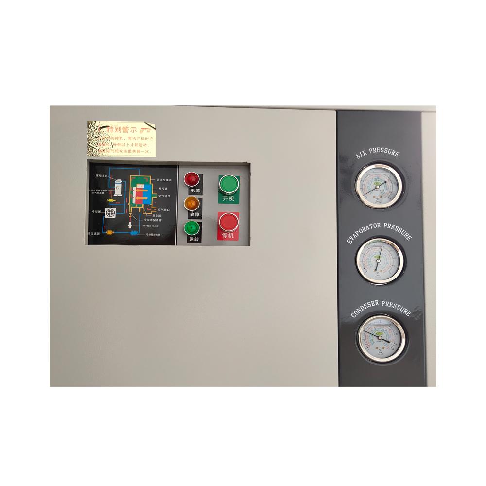 Atlas Greenair Screw Air Compressor refrigerated air dryer supplier wholesale-2