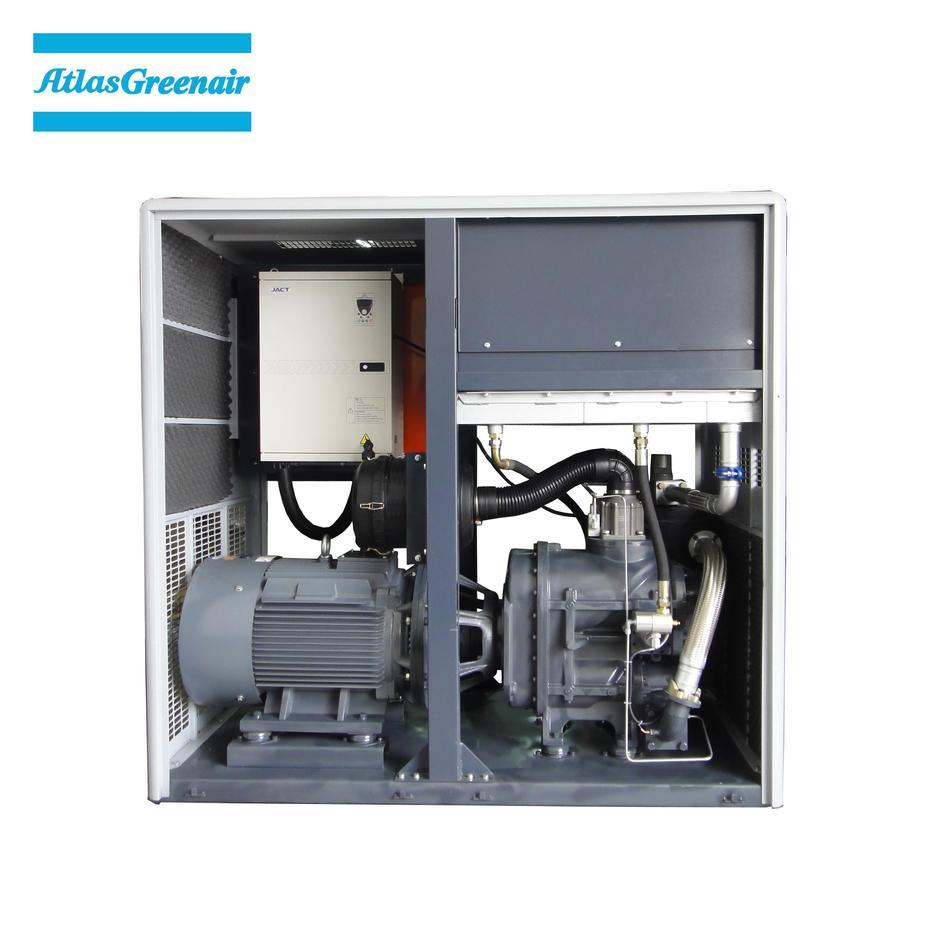 Greenair Atlas GA75+VSD 75kW Two Stage Variable Speed Screw Type Air Compressor