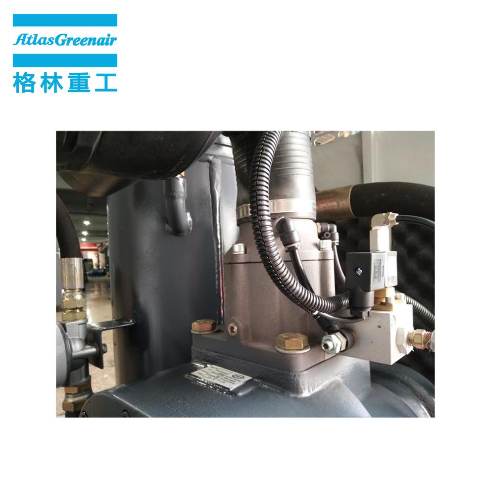 Atlas Greenair Screw Air Compressor atlas copco screw compressor with an oil content for sale-2