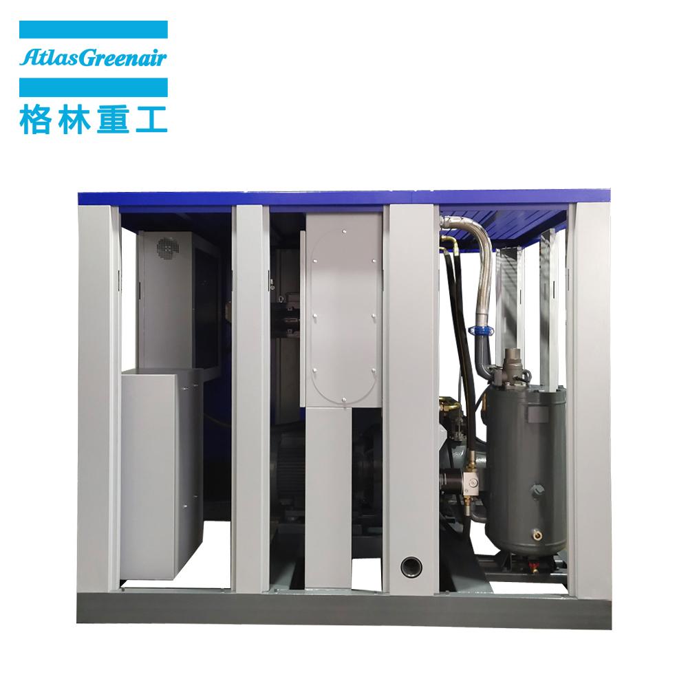 Atlas Greenair Screw Air Compressor wholesale fixed speed rotary screw air compressor supplier for sale-2