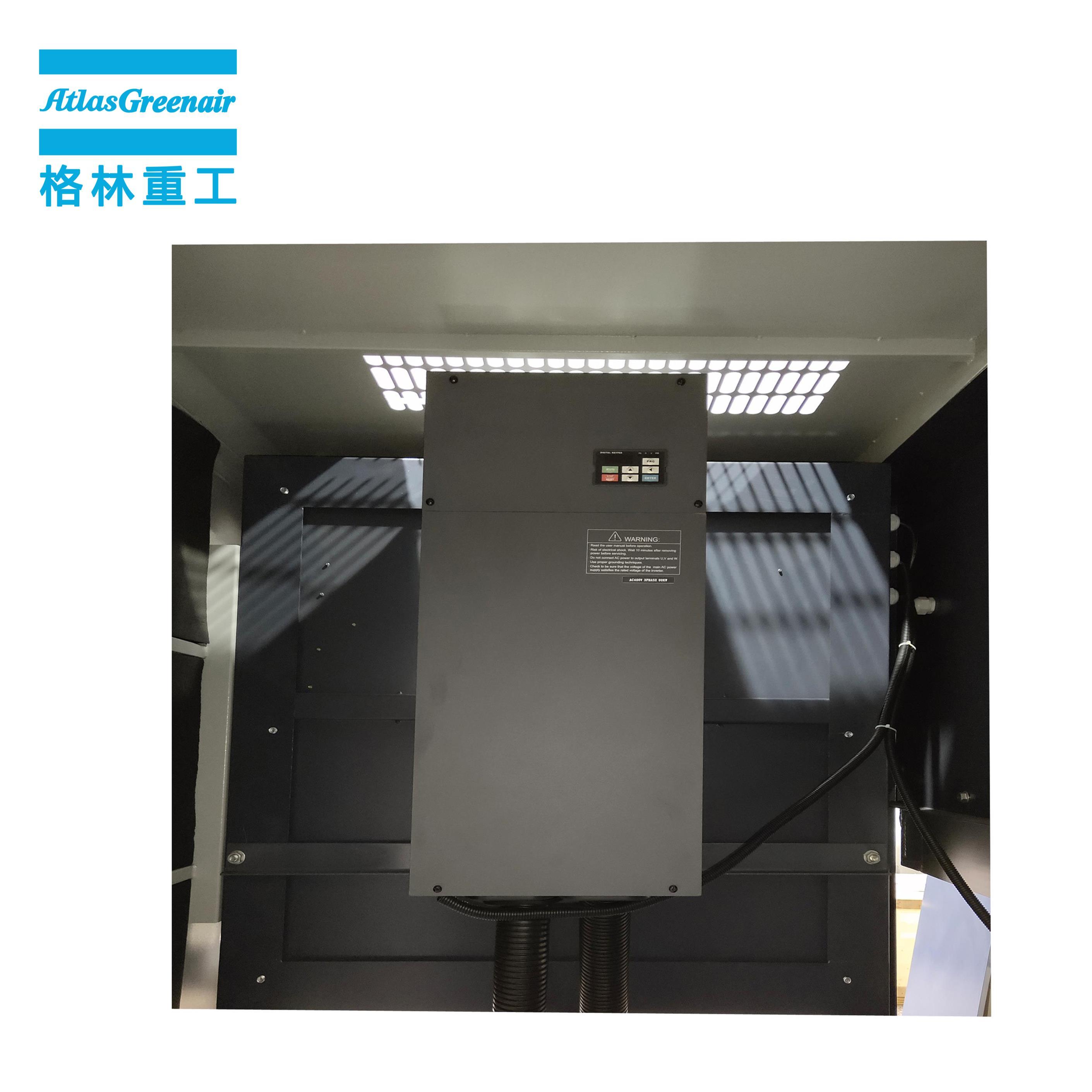 Atlas Greenair Screw Air Compressor customized variable speed air compressor manufacturer for tropical area-1