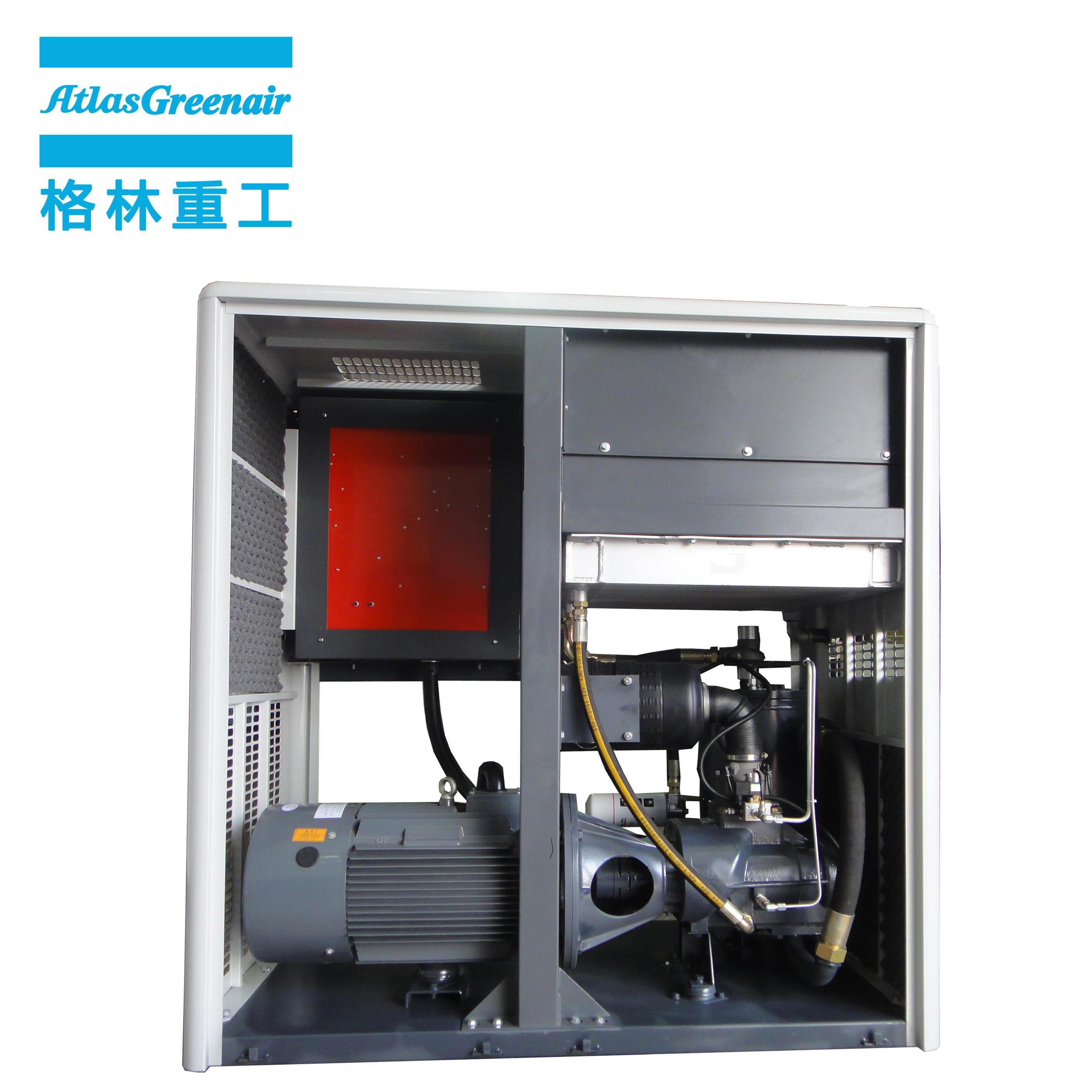 ga atlas copco screw compressor factory for tropical area-2