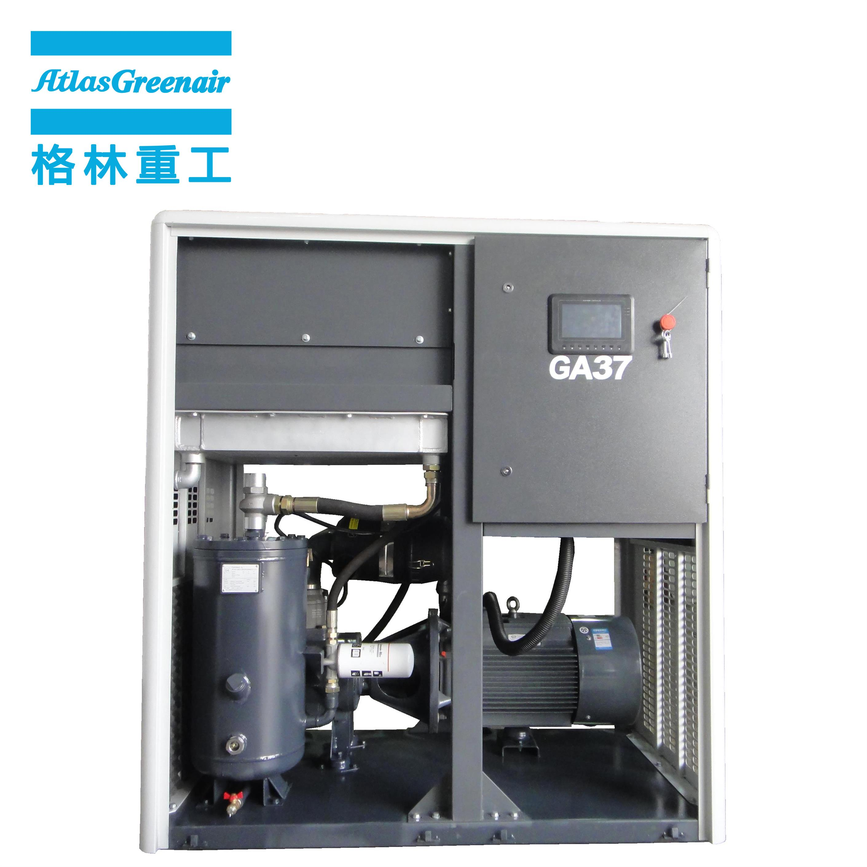 ga atlas copco screw compressor factory for tropical area-1