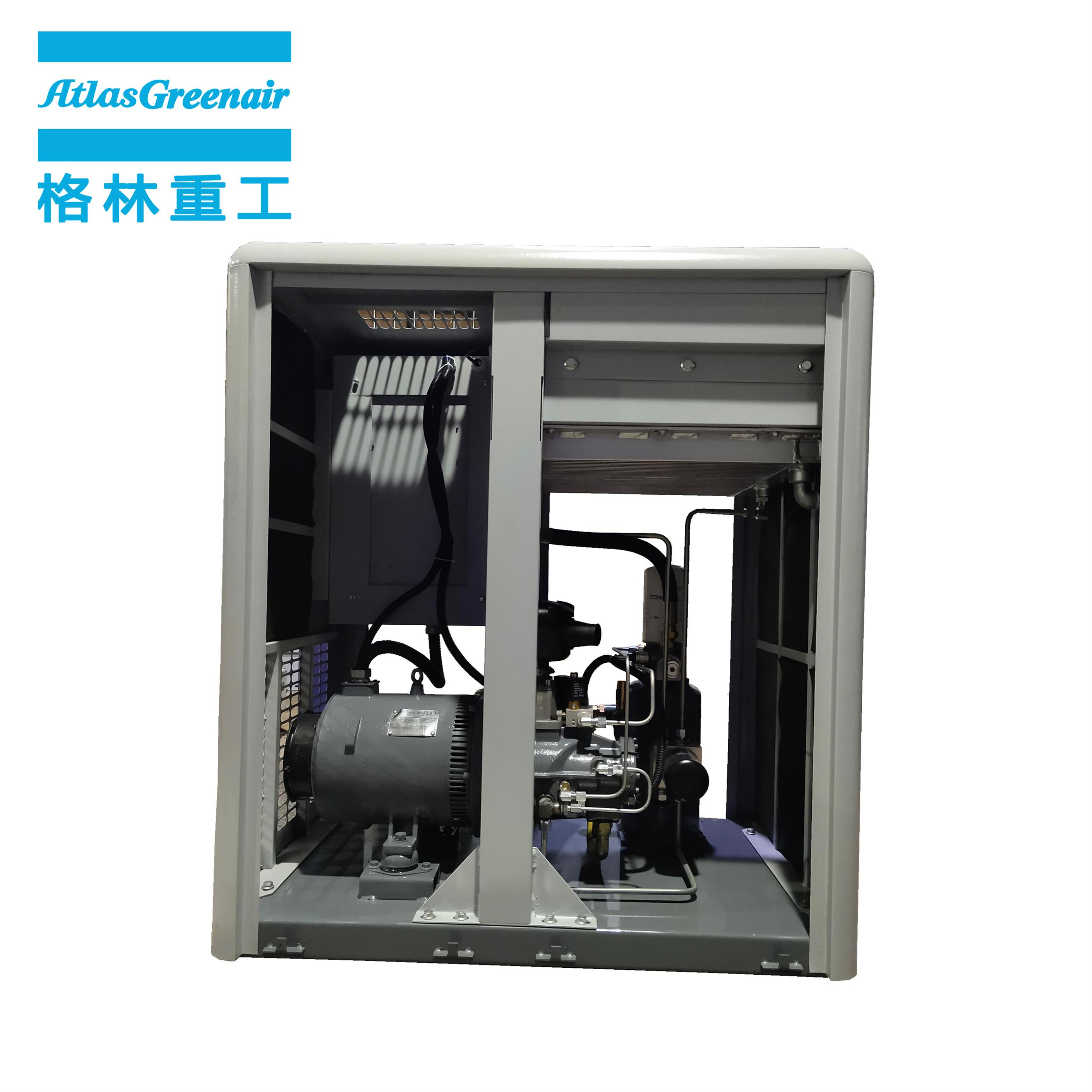 ga fixed speed rotary screw air compressor factory for tropical area-2