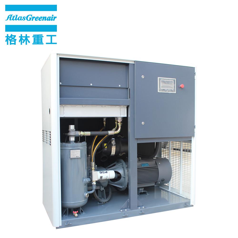 Atlas Greenair Screw Air Compressor vsd compressor atlas copco factory for sale-1