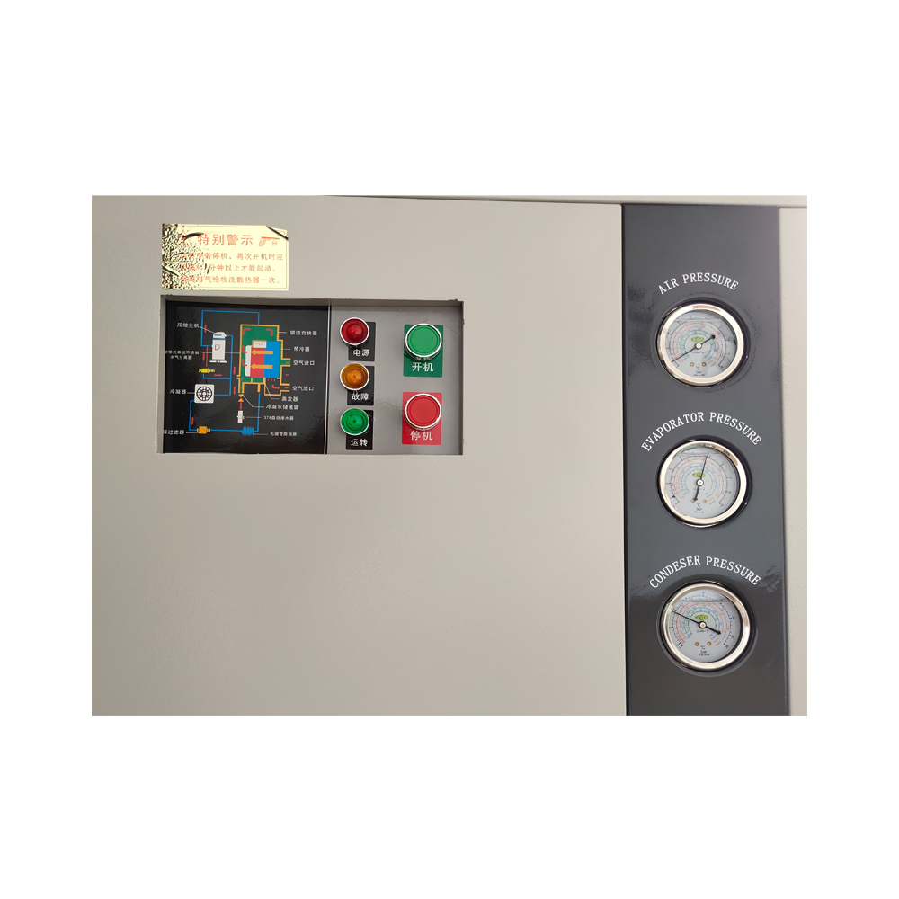 Atlas Greenair Screw Air Compressor high end air dryer for compressor thick copper pipe wholesale-1