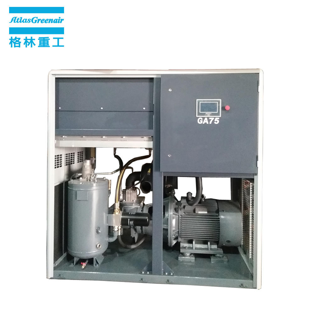 GA Series Single Stage Fixed Speed Rotary Screw Air Compressor