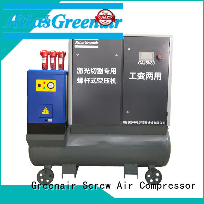 customized variable speed air compressor for busniess for sale