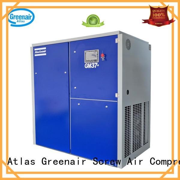 Atlas Greenair Screw Air Compressor two stage vsd compressor atlas copco company for tropical area