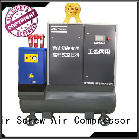 Atlas Greenair Screw Air Compressor gm atlas copco compressor with an asynchronous motor customization