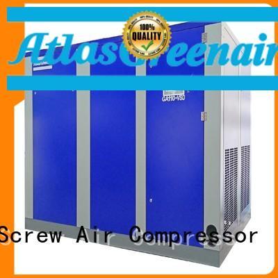 Atlas Greenair Screw Air Compressor latest variable speed air compressor company customization